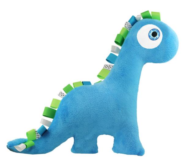 Les tronches peluches lu ju - Dinosaure rigolo ...