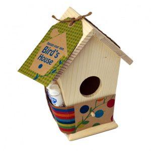 Seedling: Maison d'oiseaux à peindre