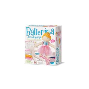 4M: Ballerina Doll Making Kit