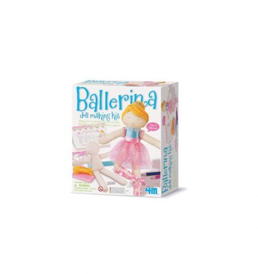 4M: Kit de fabrication d'une poupée danseuse