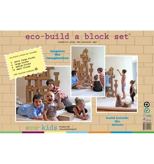 Eco-Kids Blocs de construction